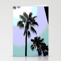 The Palms  Stationery Cards