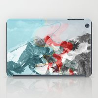another abstract dream 2 iPad Case
