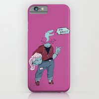 iPhone & iPod Case featuring Dullahan Dame by YetiParade