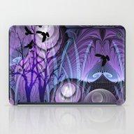Magical Swamp iPad Case