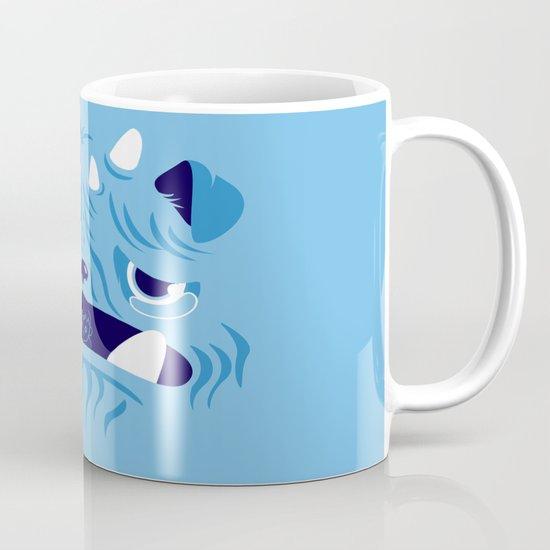 The Bluest Monster Ever :(( Mug