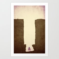 passion pit Art Print