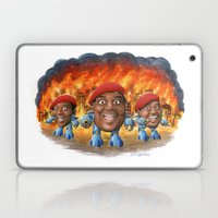 What's Happenin' To Civilization? Laptop & iPad Skin