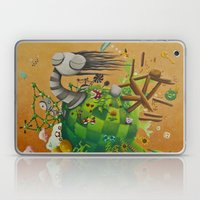 playing planet Laptop & iPad Skin