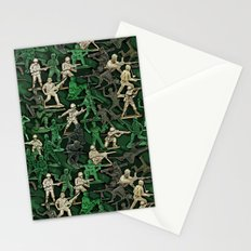 Camouflage Stationery Cards