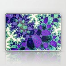 Leafy Nosegay Fractal Laptop & iPad Skin