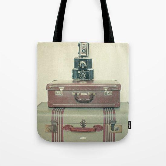 Leave Nothing Behind Tote Bag