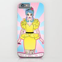 I Put A Spell On You iPhone 6 Slim Case