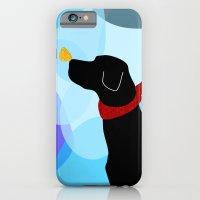 Black Labrador Retreiver… iPhone 6 Slim Case
