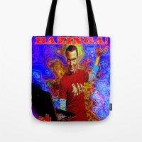 Bazinga Sheldon! Tote Bag