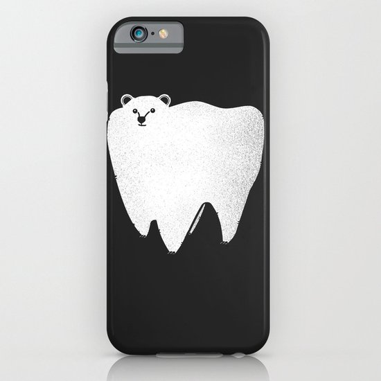 Molar Bear iPhone & iPod Case