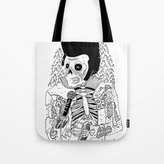 Dead Famous - Elvis Tote Bag