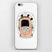 From The Earth To The Mo… iPhone & iPod Skin
