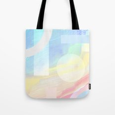 Shore Synth #2 Tote Bag