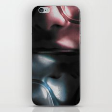 3D glasses iPhone & iPod Skin