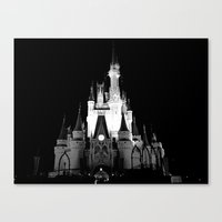 Where Dreams Come True Canvas Print