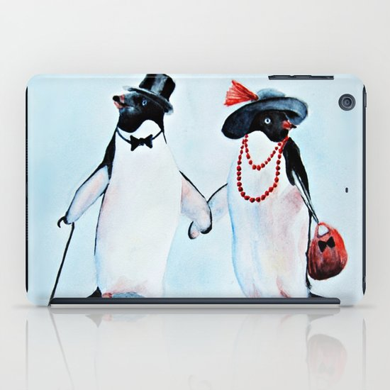 Penguin iPad Case