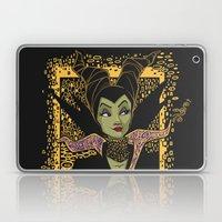 The Dark Faerie Laptop & iPad Skin