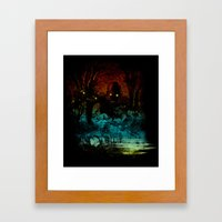 The Last Story Framed Art Print