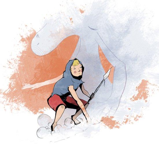henon adventure Art Print