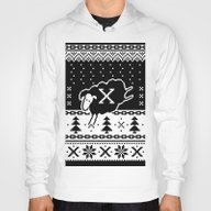 Out Of Step Xmas Hoody