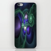 Fantastic Fractal iPhone & iPod Skin