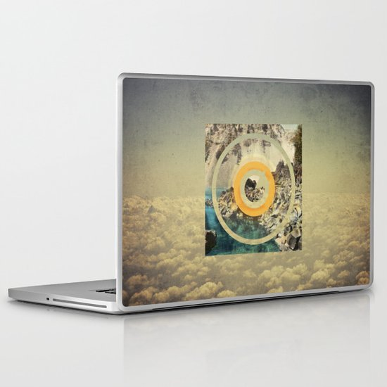 our empires are meaningless Laptop & iPad Skin
