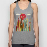 pleasure peaks Unisex Tank Top