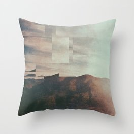 Throw Pillow - Fractions A40 - Seamless