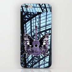 Music Will Prevail iPhone & iPod Skin