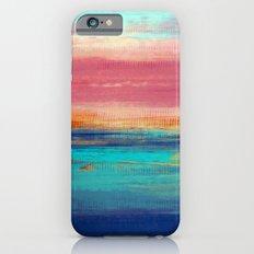 Retro Sunset iPhone 6 Slim Case
