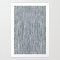 Steel Art Print