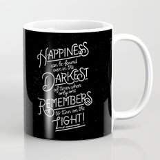 Happiness can be found Mug