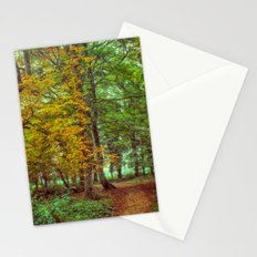 A Walk In The Woods Stationery Cards