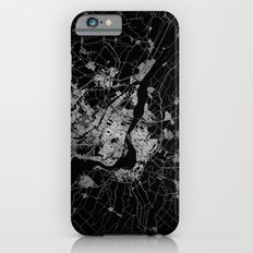 montreal map iPhone 6 Slim Case