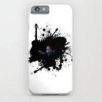 Blue Clapton iPhone 6 Slim Case