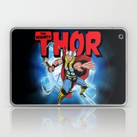 The Mighty Thor! Laptop & iPad Skin
