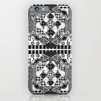 iPhone & iPod Case featuring symmetry and a little bit of assymetry by Michelle Fernando