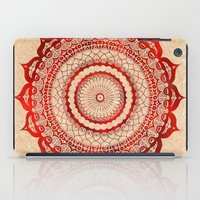 Omulyána Red Gallery Ma… iPad Case