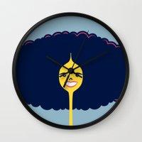 Good Hair Days: Big Wall Clock