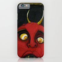 iPhone & iPod Case featuring Relished Devils  by Richard J. Bailey
