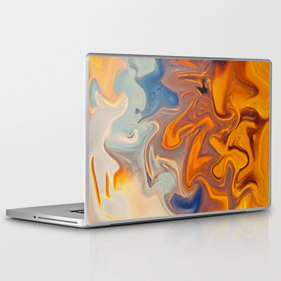 SKY ON FIRE Laptop & iPad Skin