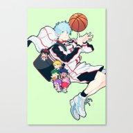 Kuroko  Canvas Print