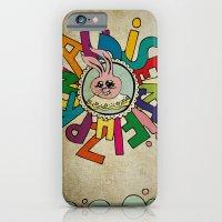 iPhone & iPod Case featuring Bunny Obsession Again! by Duru Eksioglu