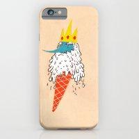 Ice king as an ice cream  iPhone 6 Slim Case