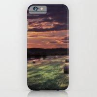 Strange Fields iPhone 6 Slim Case