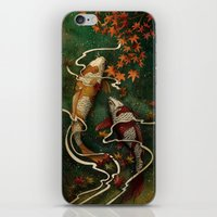 Autumn Kois iPhone & iPod Skin