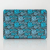 Wave Doodles iPad Case