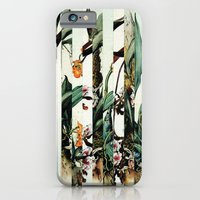 iPhone & iPod Case featuring Flowr_01 by Robert Colquhoun
