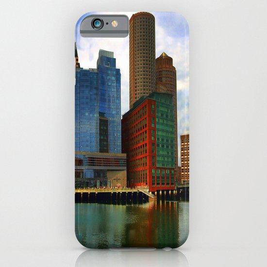 Boston Mass iPhone & iPod Case